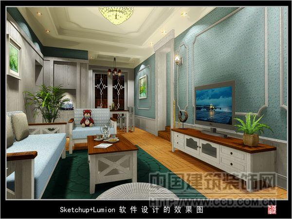 sketchup lumion设计图